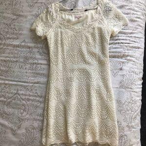 NWOT Juicy couture lace dress